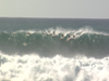 Huge Waimea Bay wave